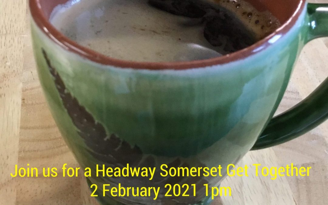 Headway Somerset Virtual Get Together